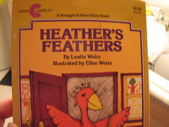 heather's feathers
