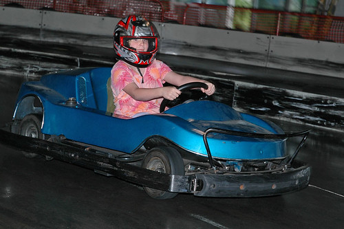 Kim karting 7