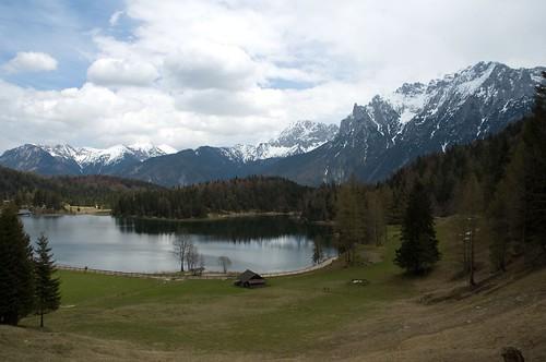 Lautersee (Lauter Lake)