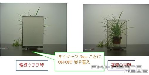 Cortinas De Baño Geek: de cortina Con un interruptor cambia su estado de transparente a