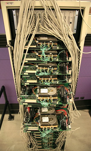 Google's First Production Server