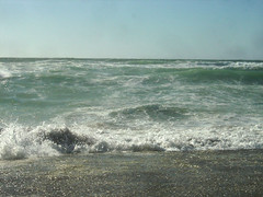Abbotts Lagoon - more Waves
