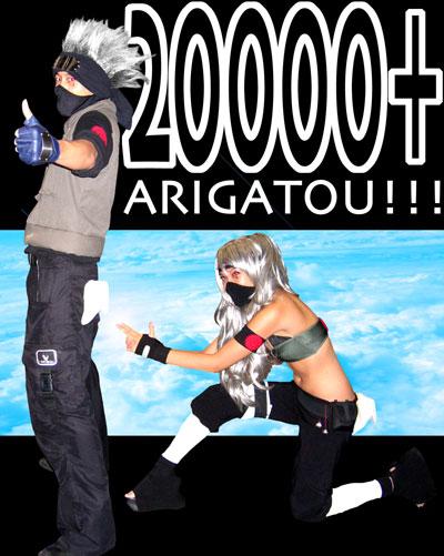 SNJ 20000 Hits!