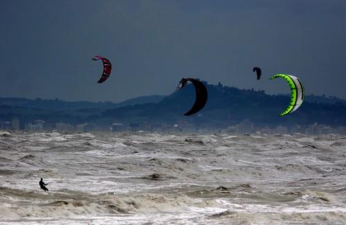 Kitesurf in Rimini