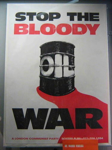 Stop Oil War