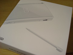 DS Lite Crystal White