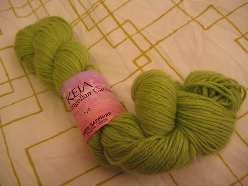 one skein pal swap!