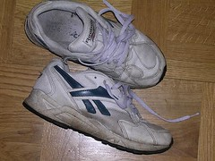 Stinky sneakers liten