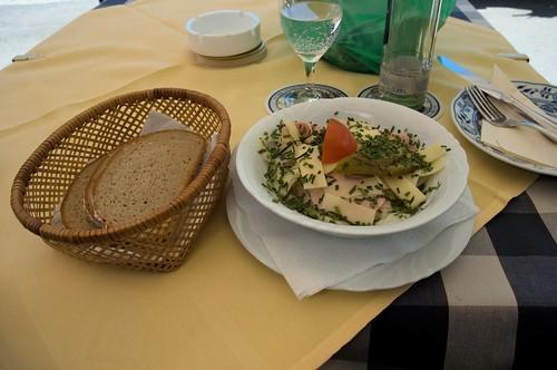 Wurstsalad