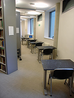 UCL - SSEES Library(ロンドン大学UCLスラブ・東欧研究学院)