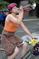 Pedalpalooza '06 Kickoff Parade