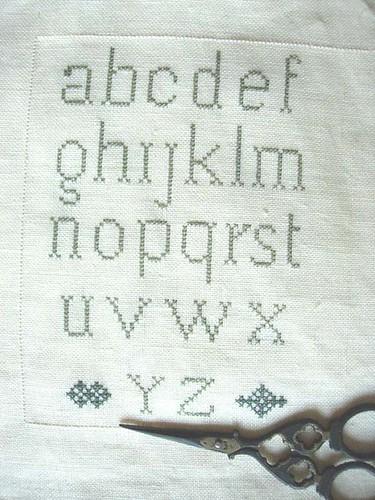 AlphabetS.B( semana 12)