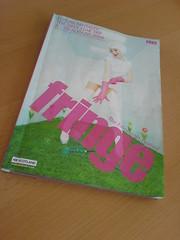 The Edinburgh Festival Fringe 2006 programme (front cover)