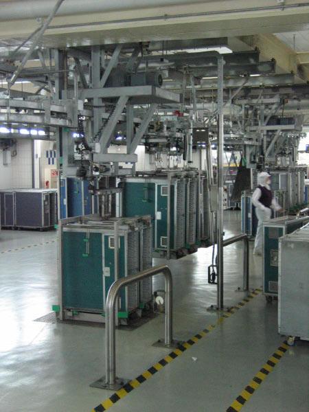 餐車倉儲系統
