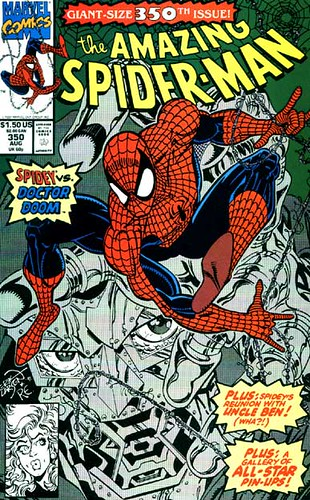 Amazing Spider Man #350