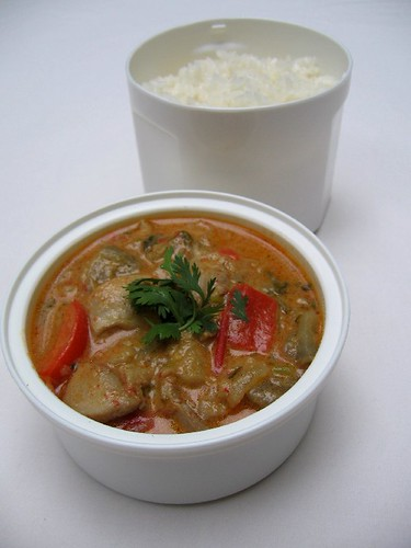 Red Thai Curry: Small