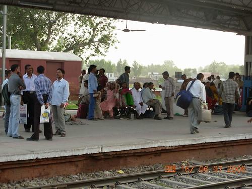 Railway Platform-2