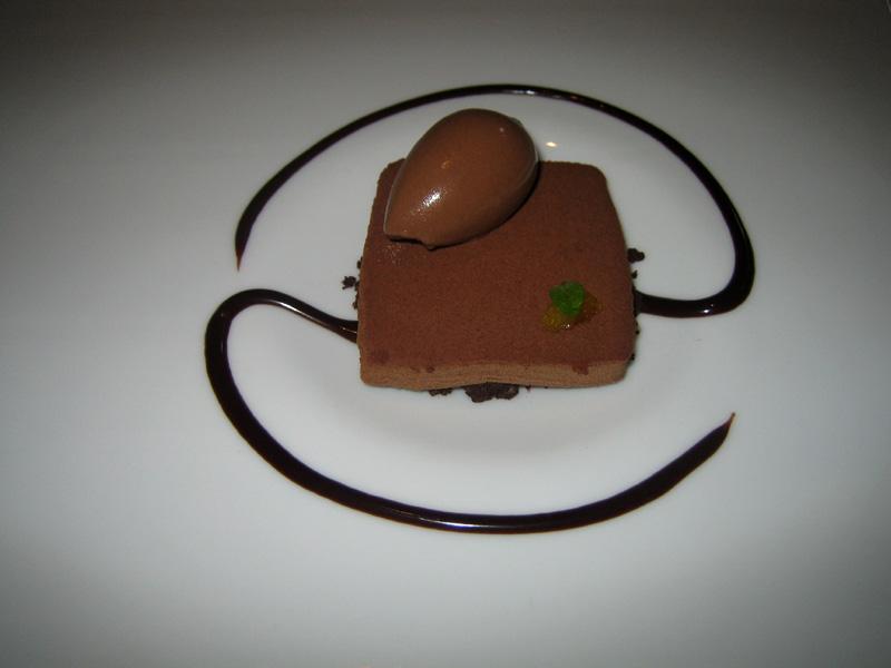 El Bulli - Chocolate Textures