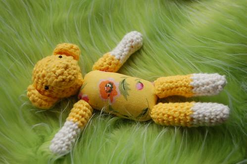 Yellow Monkey & friend