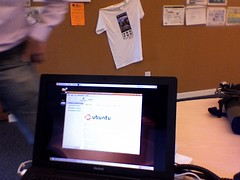 MacBook installing Ubuntu Linux via Parallels