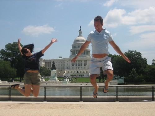 Jump Capitol!