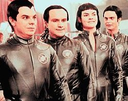 Alien Consideration from Galaxy Quest