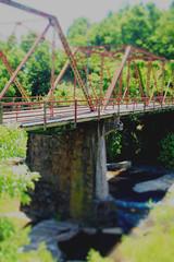 startex bridge fake miniature