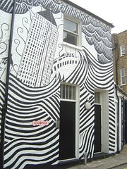 Thom Yorke -  The Eraser - Mural