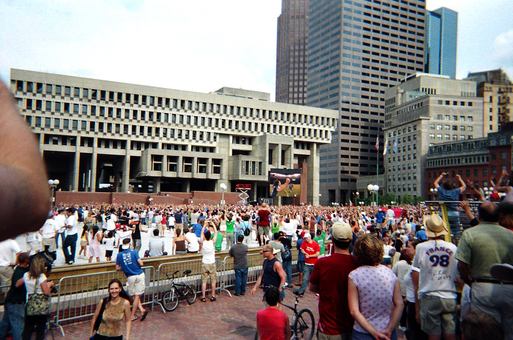World Cup in Boston