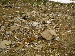 Not a garbage dumping site!!