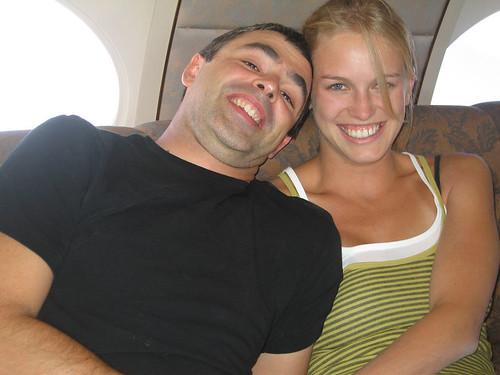 Larry Page + Freundin