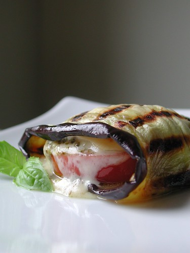 Sm. Mozz Eggplant Rolls III