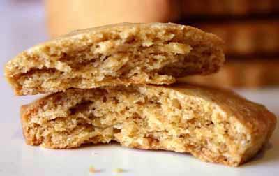 Cane Sugar Cookies
