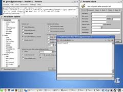 Miranda IM on Suse 10.1 Linux