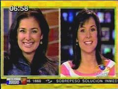Linda Lucía Callejas y Silvia Corzo