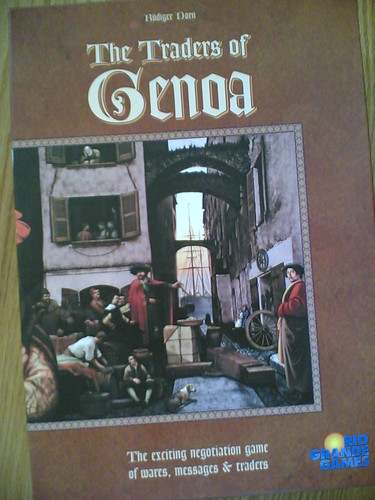 The Traders of Genoa