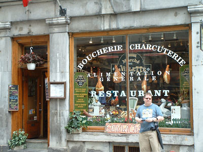 Boucherie and Charcuterie