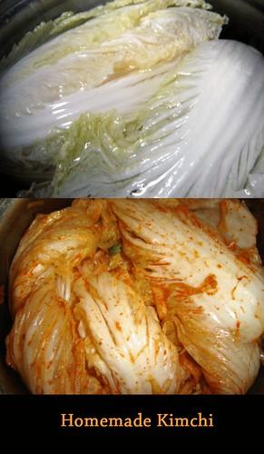 Homemade Kimchi ^_^