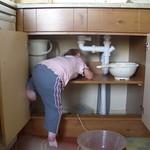 I think I'll check the plumbing<br/>09 Jul 2006