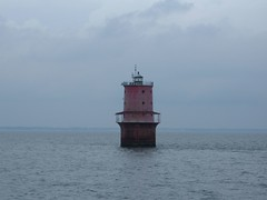 Thimble Shoals Light-Welcome to the Chesapeake