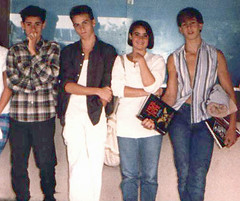 Teri and the cool guys 1986