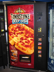 Pizza from a Machine