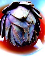 purple artichoke photo by sophiacreek (again)