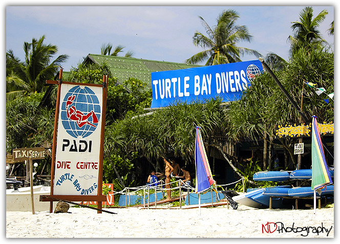 Turtle Bay Divers Pulau Perhentian Turtle Bay Divers