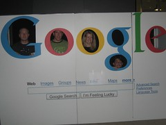 At The Google Dance