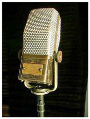 RCA Ribbon Velocity Type 44A mic