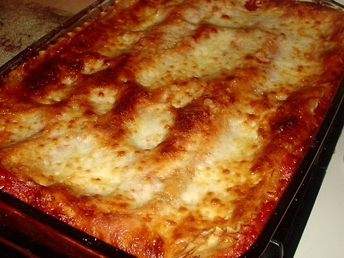 Mama Cream Puff's Lasagna Whole