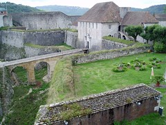 View over Front Royal, Besancon Citadelle