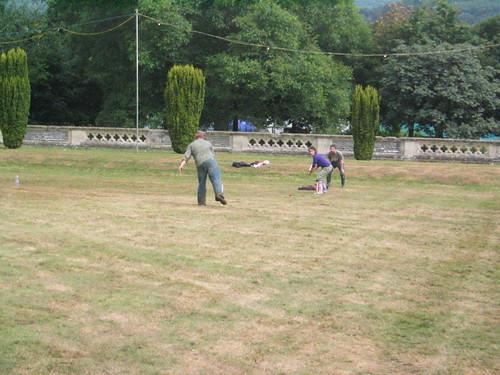 Impromptu Cricket I