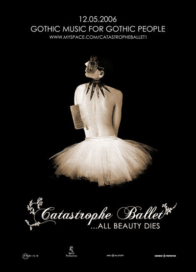 CATASTROPHE BALLET: All Beauty Dies (Spirit Production / Indigo 2006)